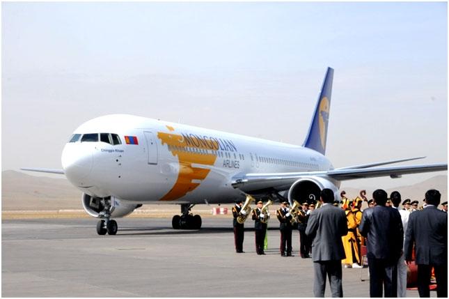 Dịch vụ vận chuyển hàng đi Mongolia