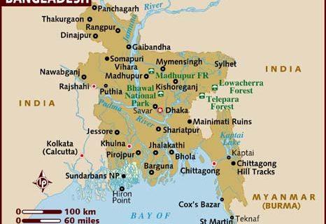 Gửi - Vận chuyển hàng đi Bangladesh bằng đường biển hàng không uy tín tại Long Hưng Phát Express luôn được mọi Khách Hàng tin dùng