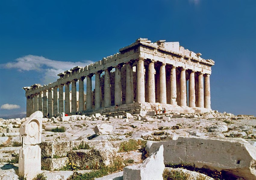 Gửi vận chuyển hàng đi Hy Lạp bằng đường biển - hàng không