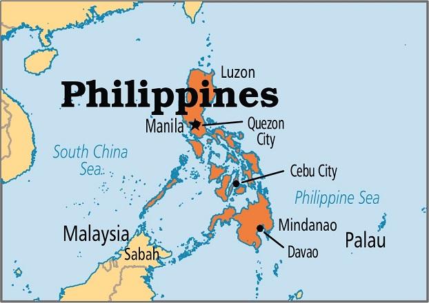 Gửi vận chuyển hàng đi Philippines bằng đường biển hàng không