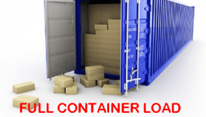container fcl