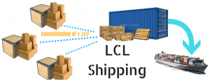 Container LCL