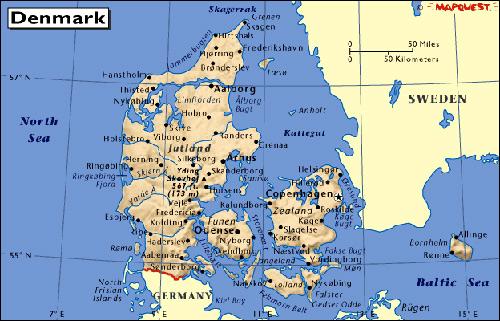 Gửi vận chuyển hàng đi Đan Mạch bằng đường biển hàng không