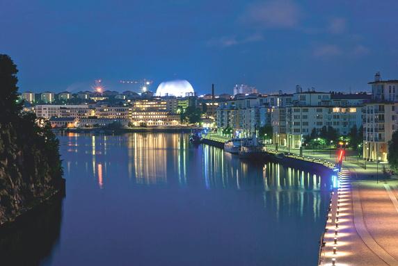 Gửi vận chuyển hàng đi Thụy Điển bằng đường biển - hàng không