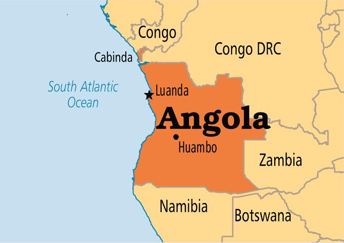 Gửi hàng từ Angola về Việt Nam bằng tàu biển giá rẻ